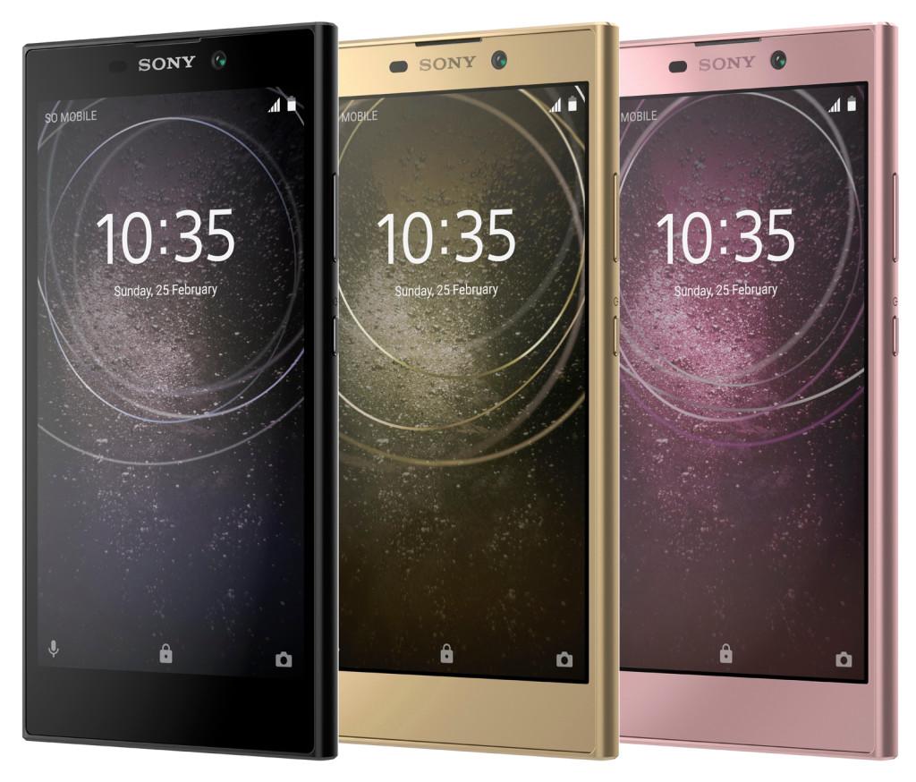 Filtrados los Sony Xperia XA2, XA2 Ultra y L2; imágenes y especificaciones 35