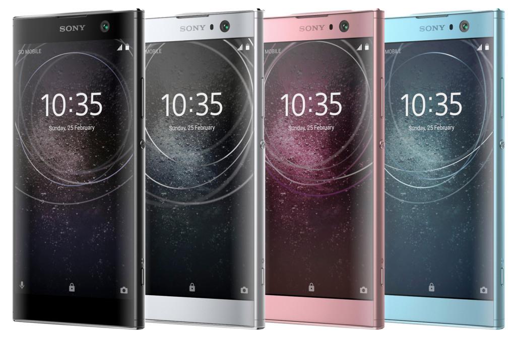 Filtrados los Sony Xperia XA2, XA2 Ultra y L2; imágenes y especificaciones 31