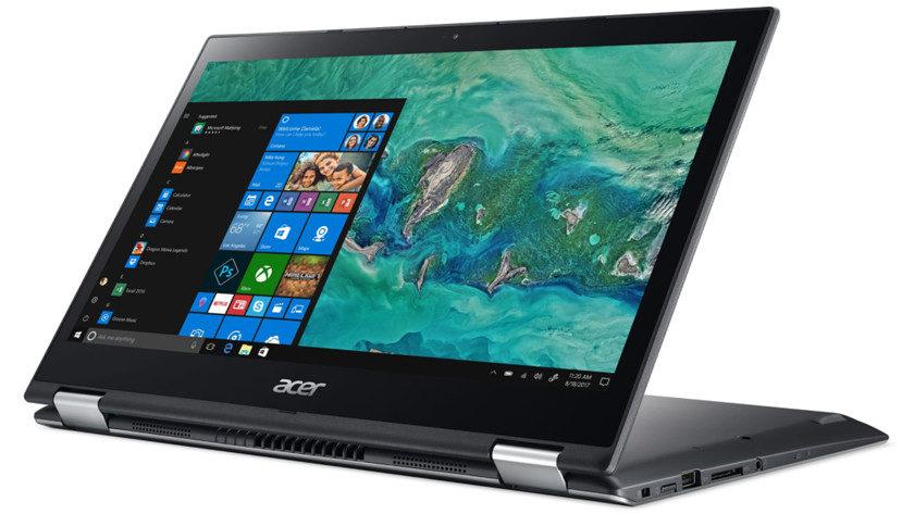 Acer actualiza el convertible de consumo, Spin 3