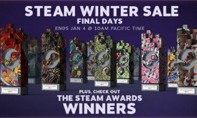 Steam Awards 2017; estos son los ganadores 42
