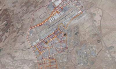 La aplicación Strava ha podido delatar ubicaciones de bases militares 70