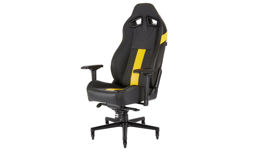 CORSAIR anuncia la silla gaming T2 ROAD WARRIOR 29