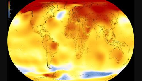 NASA: 2017 fue el segundo año más caluroso de la historia