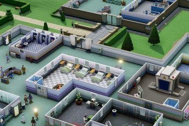 Two Point Hospital es el sucesor espiritual de Theme Hospital
