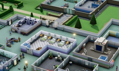 Two Point Hospital es el sucesor espiritual de Theme Hospital 35