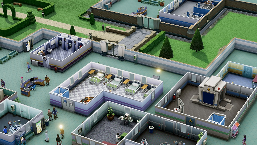 Two Point Hospital es el sucesor espiritual de Theme Hospital 30