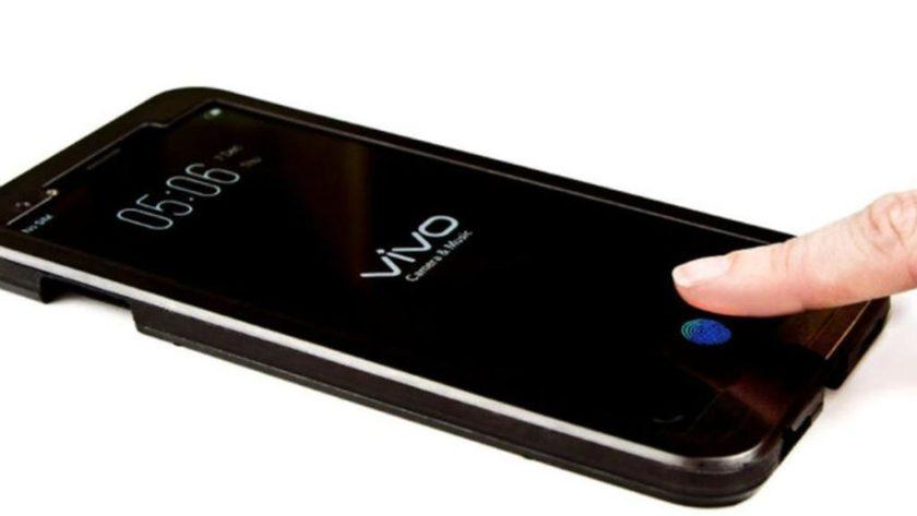 Vivo X20 Plus UD será presentado el 24 de enero; el primero con lector de huellas en la pantalla
