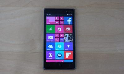 Hacen funcionar Windows 10 build 17061 en un Lumia 830 47