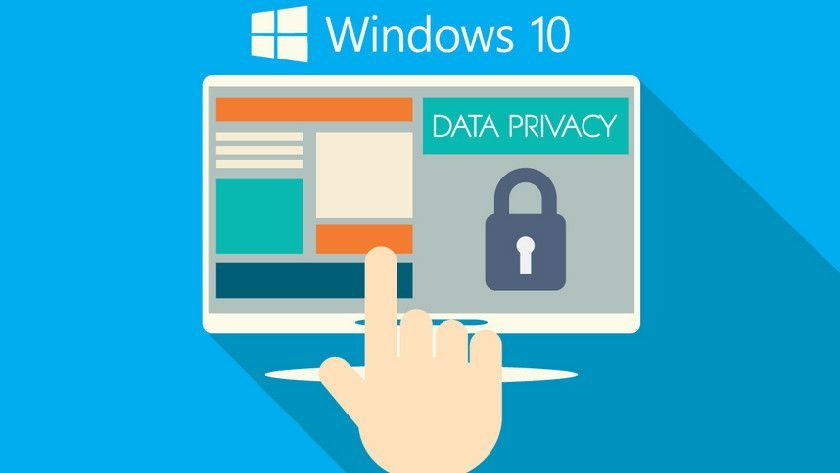 recogida de datos de Windows 10