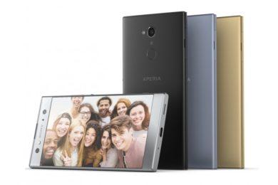 Sony presenta los Xperia XA2 y XA2 Ultra, especificaciones