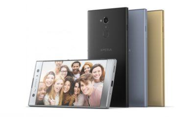 Sony presenta los Xperia XA2 y XA2 Ultra, especificaciones 64