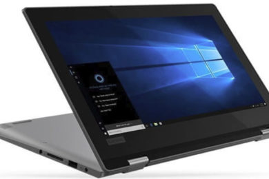 Lenovo Yoga 330: convertible económico con Intel Gemini Lake
