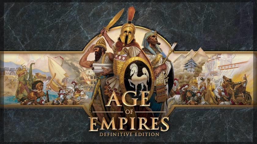 Age of Empires: Definitive Edition llegará el 20 de febrero