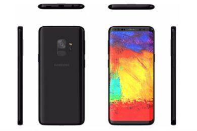Filtrada la caja del Galaxy S9; se confirman sus especificaciones