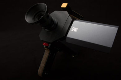 Kodak quiere resucitar la película retro con la nueva cámara Super 8