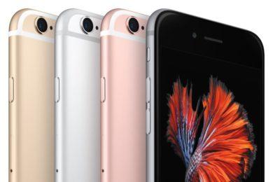 Apple no ofrece la promoción de cambio de batería del iPhone en Europa