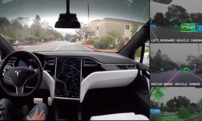 Tesla queda última en la carrera hacia el coche autónomo 91
