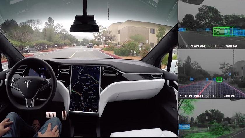 Tesla queda última en la carrera hacia el coche autónomo 30