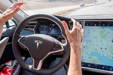 El Autopilot de Tesla no te salvará de multas por embriaguez