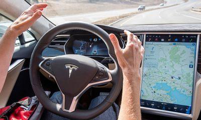 El Autopilot de Tesla no te salvará de multas por embriaguez 95