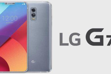 El LG G7 será revisado desde cero por petición del CEO de LG Electronics