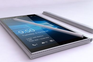 Microsoft China confirma por error el Surface Phone