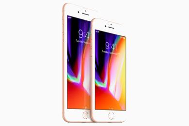 Rendimiento de los iPhone 7 y iPhone 8 tras los parches contra Meltdown y Spectre