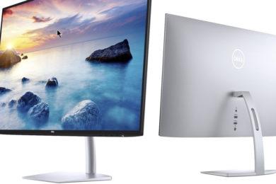 Dell anuncia nuevos monitores Ultrathin