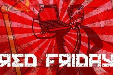 Nueva ronda de ofertas en otro Red Friday que no te puedes perder