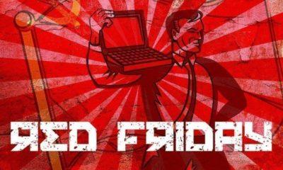 No te pierdas las mejores ofertas de la semana en otro Red Friday 70