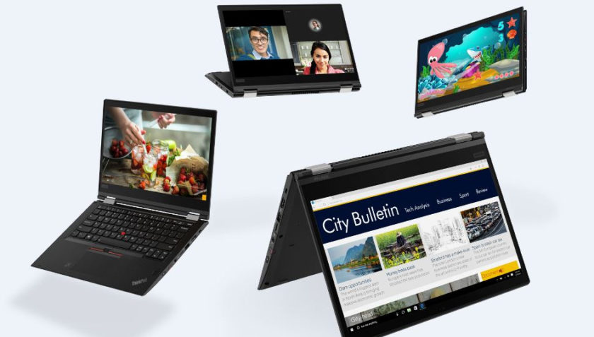 Lenovo actualiza sus portátiles ThinkPad