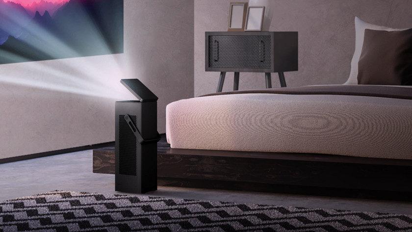 LG anuncia un proyector que ofrece resoluciones 4K y 150 pulgadas