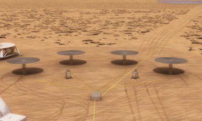 La NASA empieza a probar pequeños reactores nucleares para colonizar Marte 113