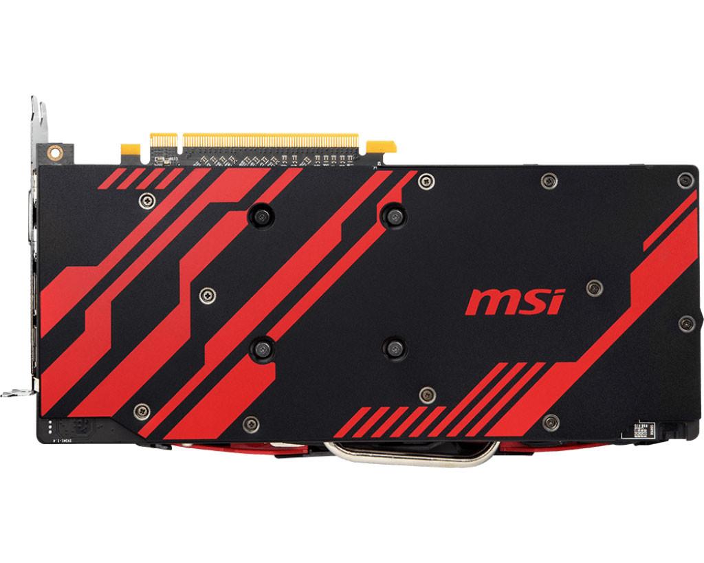 MSI presenta la Radeon RX 580 Armor MK2 31