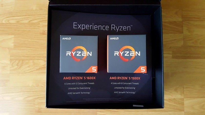 Listado el AMD Ryzen 5 2600, especificaciones de este nuevo chip