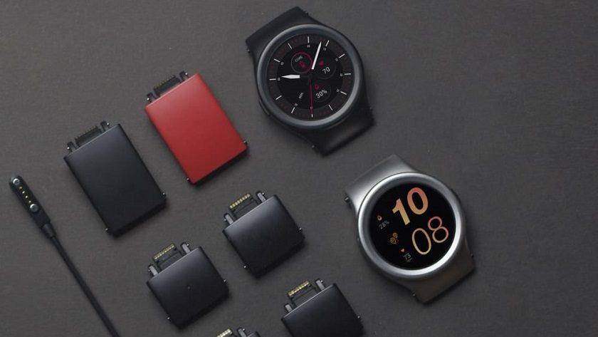 El smartwatch modular Blocks por fin está a la venta, sólo ha tardado 3 años