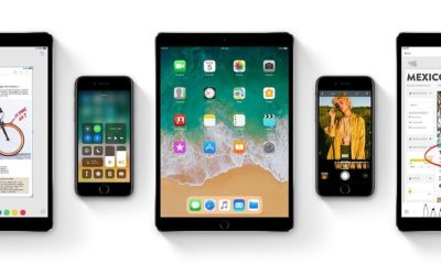 Un 65% de los dispositivos Apple utilizan iOS 11; un 28% siguen en iOS 10 32