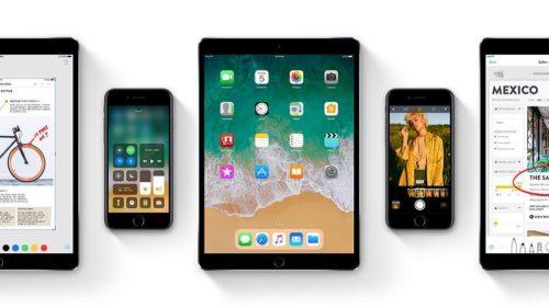Un 65% de los dispositivos Apple utilizan iOS 11; un 28% siguen en iOS 10
