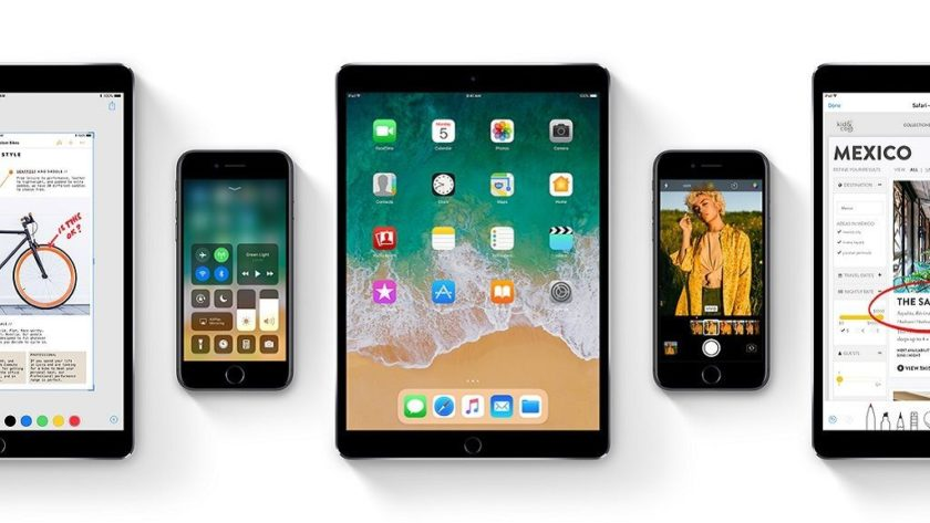Un 65% de los dispositivos Apple utilizan iOS 11; un 28% siguen en iOS 10