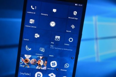 Microsoft actualiza Windows 10 Mobile para frenar a Meltdown y Spectre
