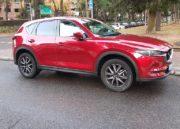 Mazda CX-5, perspectiva 78