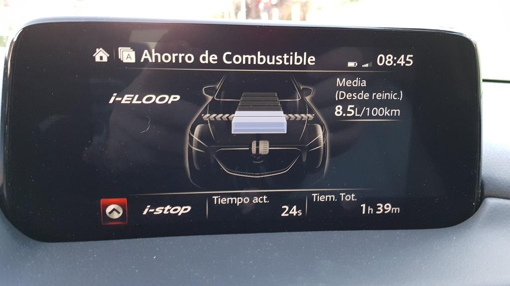 Mazda CX-5, perspectiva 46