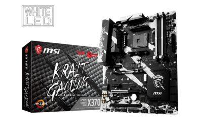 MSI actualiza sus placas base para soportar las APUs Raven Ridge 37