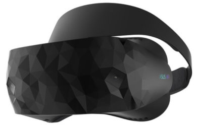 ASUS comercializa su casco Windows Mixed Reality