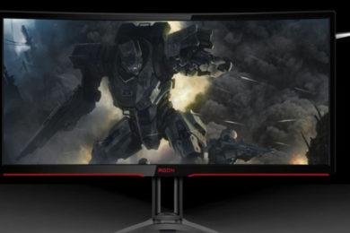 AOC Agon AG352UCG6 Black Edition, un monitor para el jugón exigente