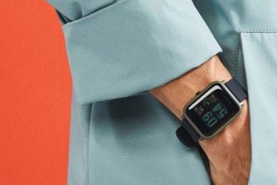 Amazfit Bip: diseño Apple Watch y autonomía Pebble por 99 dólares