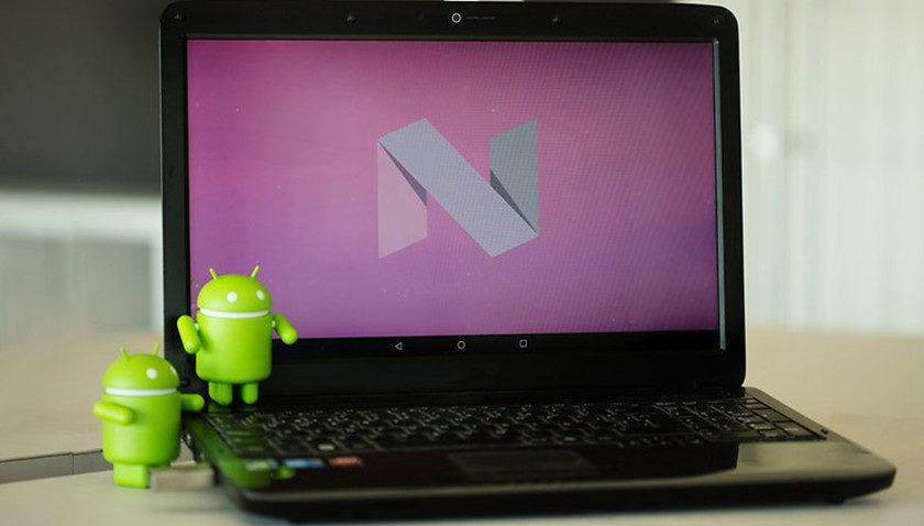 Android-x86 libera Android 7 para PC
