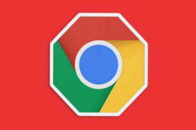 Google activa el bloqueador de anuncios en Chrome