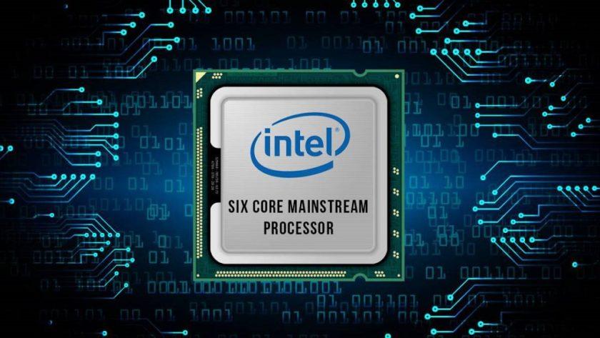 Core i9-8950HK; seis núcleos y doce hilos con un modo turbo de 4,8 GHz