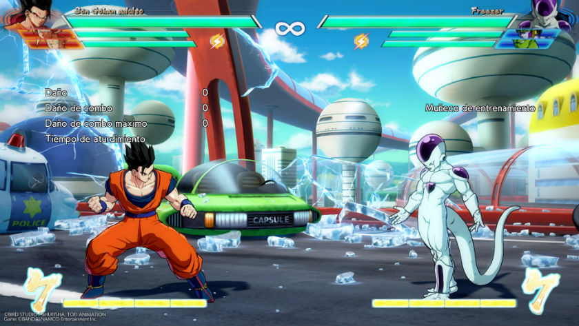 Análisis: Dragon Ball Fighter Z, PS4, una nueva aventura con Son Goku 39
